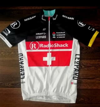 maillot original campeon Suiza Fabian Cancellara