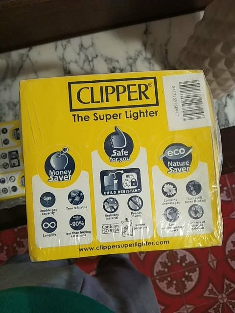 mecheros clipers