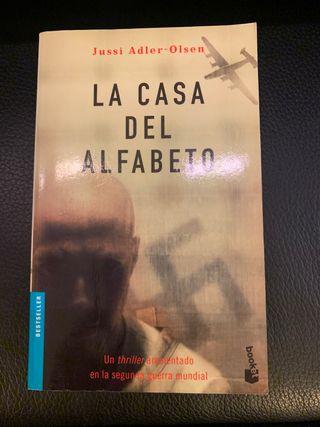 Jussi Adler-Olsen, libro bolsillo