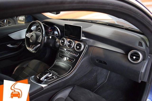 Mercedes Clase C C Coupé 220 d AMG Line