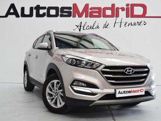 Hyundai Tucson 1.6 TGDi Link Sky 4x2
