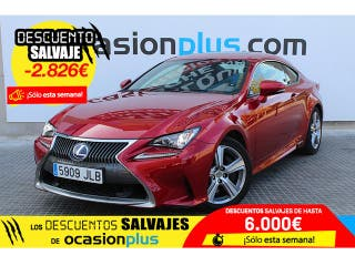 Lexus RC 300h Executive + TS 164 kW (223 CV)