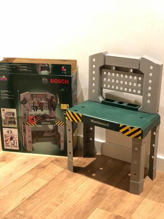 Bosch klein mesa de herramientas