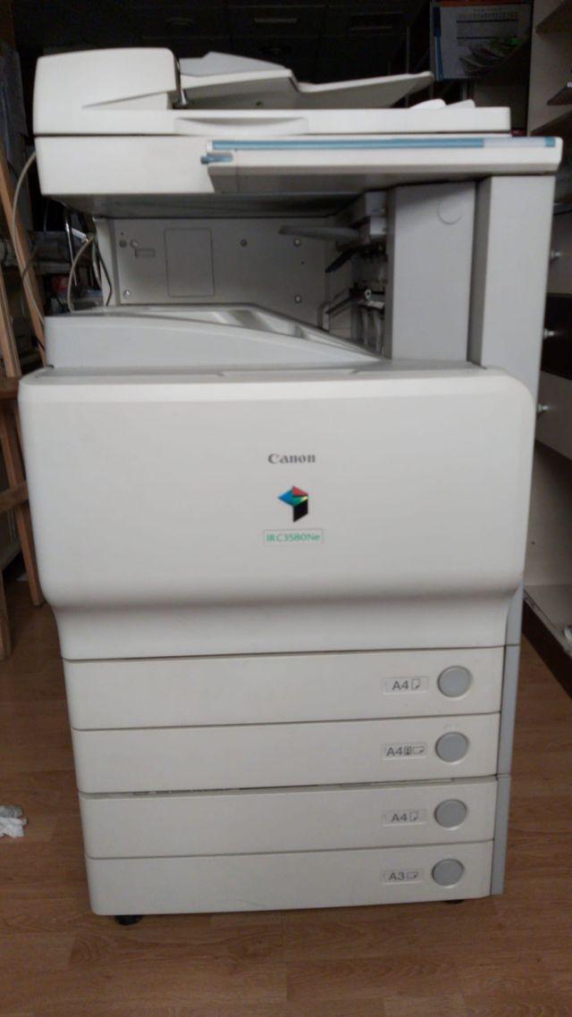 Fotocopiadora Canon 3580
