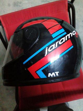 CASCO MOTO MT - T: M?