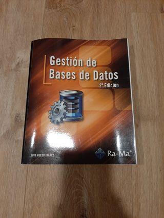 Gestión de bases de datos libro