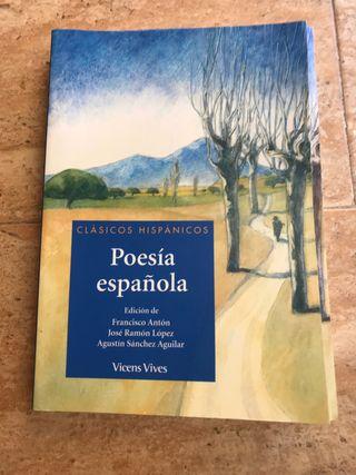 Poesía española clásicos hispánicos Vicens Vives