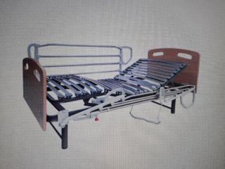 cama articulada para enfermos