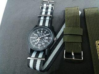 Reloj piloto Luftwaffe WWII