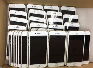 Destockage iPhone et Samsung sous garantie