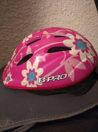 casco infantil bicicleta
