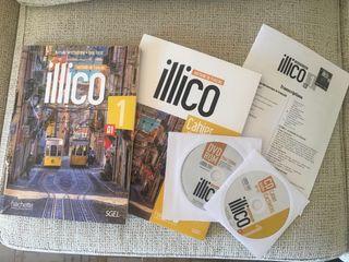 Método de Francés - A1 Illico (Hachette francais)