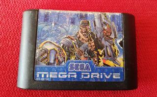 Body Count Mega Drive Cartucho