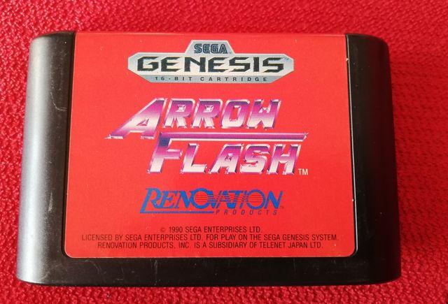 Arrow Flash Mega Drive (Genesis) Solo Cartucho