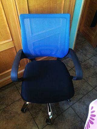 silla para estudiante