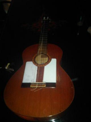 vendo guitarra Ramírez