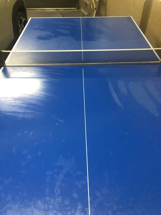 Ping pong table, bought 4/3 2019 decathlon