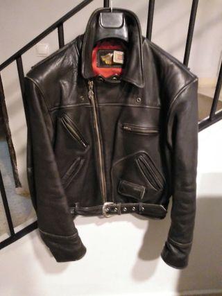 Chaqueta de cuero Harley Davidson