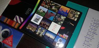 Pink floyd colección CDs
