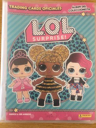 Álbum LOL Surprise