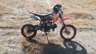 pit bike 125cc año 2011
