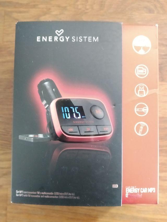 Reproductor MP3 (regalo de Reyes sin usar)