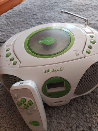 Radio CD Imaginarium