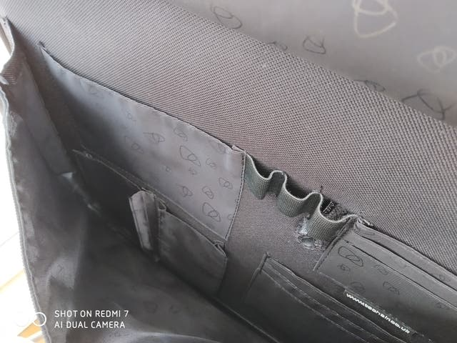 maletín ordenador portatil