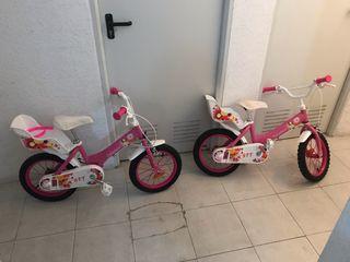 Bicicletas infantiles 4-6 años