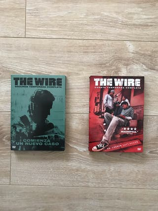 The Wire HBO temp 1 y 2