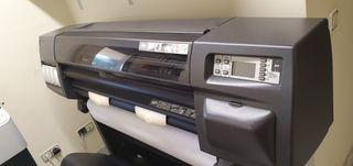Plotter HP Designjet 1050c + Cartuchos