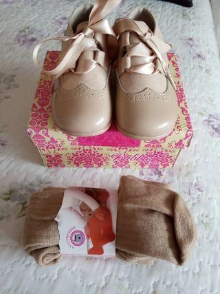 Zapatos + Leotardos