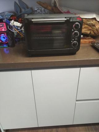 horno pequeño