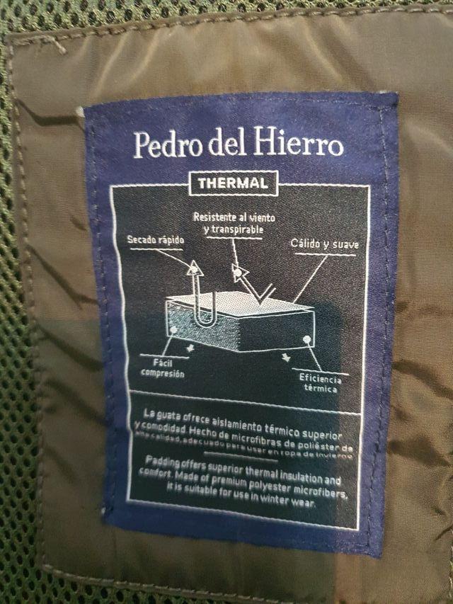 CHAMARRA HUSKY PEDRO DEL HIERRO L