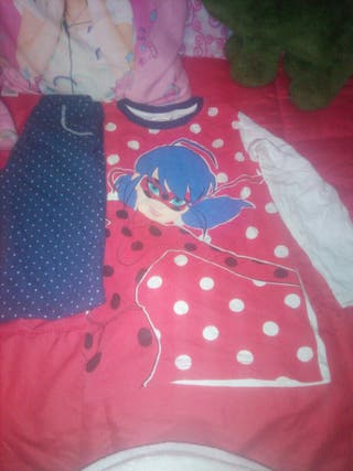 pijama lady bag talla 6-7