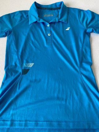 Camiseta tenis padel Babolat talla M