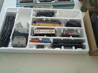 Piezas de trenes eléctricos y de maquetas clásicos