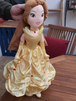Princesa Disney Peluche
