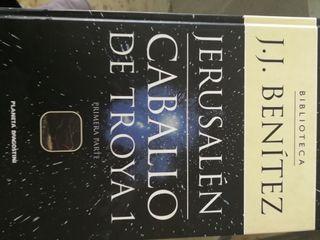 """Libro """"Caballo de Troya 1"""""""