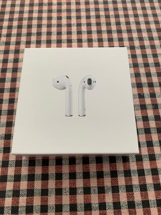 AIRPODS 2 amb carge inalambrica