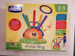 Juguete de aros Mister Ring