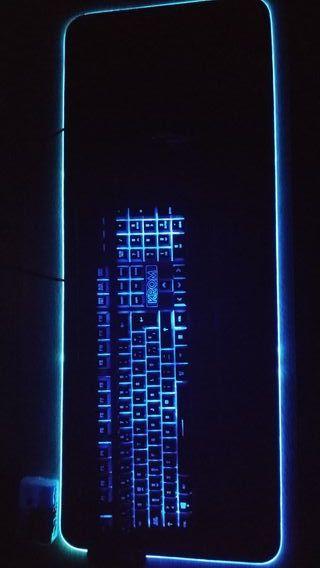 Alfombrilla Gaming RGB XXL
