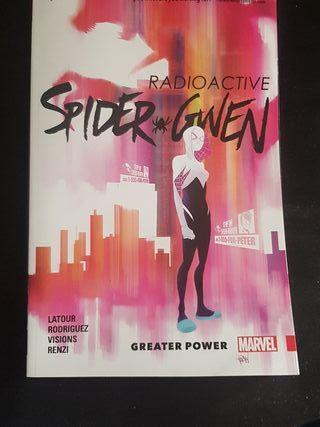 Spider-Gwen Radioactive