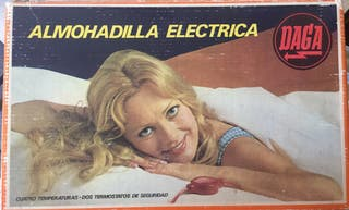 Almohada eléctrica