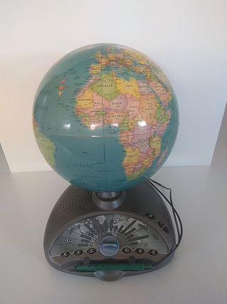 Bola del mundo interactiva LeapFrog