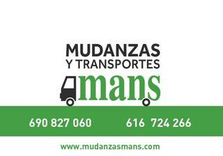 mudanzas y transportes