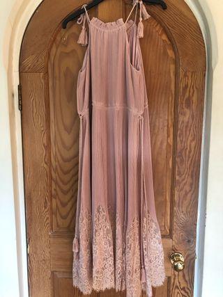 Whistles Midi Dress
