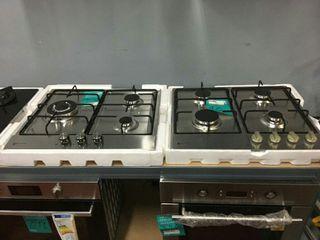 Cocinas de gas,encimeras .