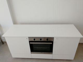 Armario bajo de cocina + Encimera IKEA