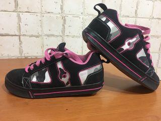 Zapatillas con ruedas Heelys